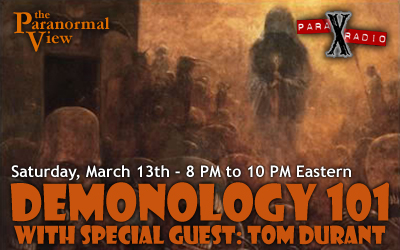 Demonology 101 with Tom Durant