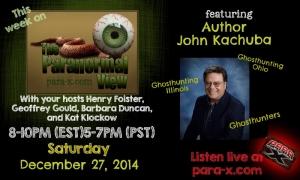 John Kachuba 12-27-14